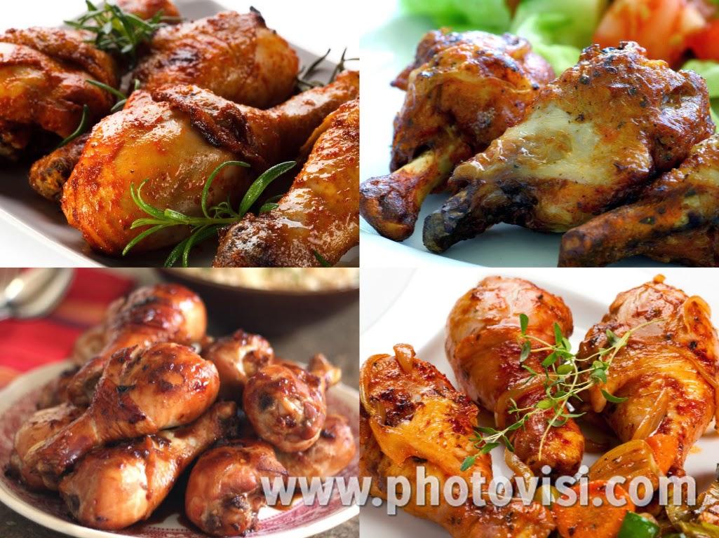 الدجاج المشوى على الطريقة الايطالية