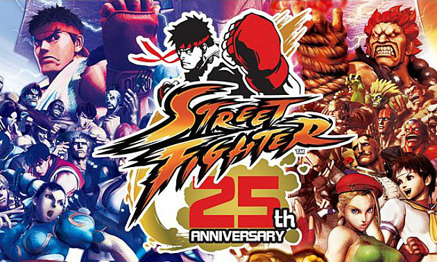 Street Fighter celebra su 25 aniversario con un documental