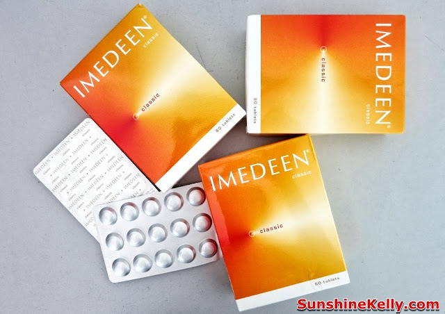 IMEDEEN Classic, oral skincare supplement