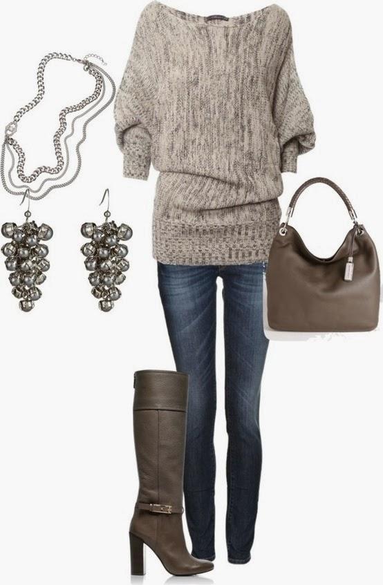 e1786d36dff28 Outfits y Conjuntos de Moda Invierno