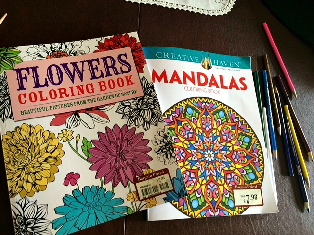 Some Reasonably Priced Adult Coloring Books From Barnes Noble There Is Just Something So Relaxing Though About Putting On Music Or Listening To A