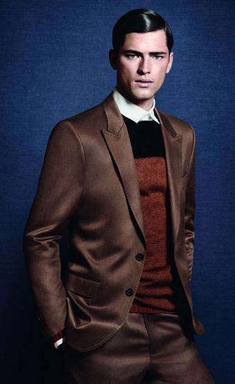 moda hombre otoño invierno 2011 2012