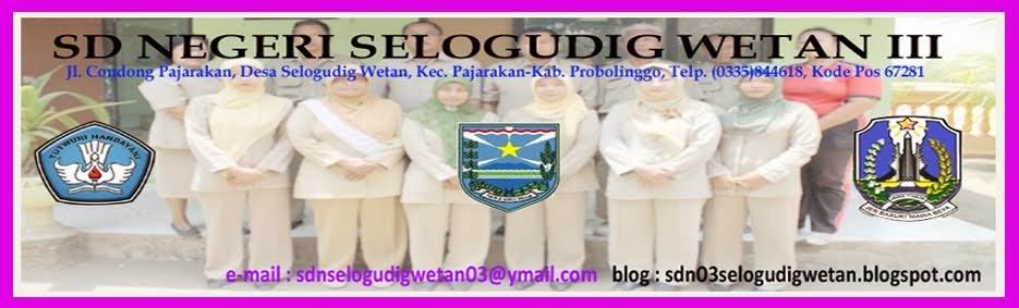 SDN Selogudig Wetan III