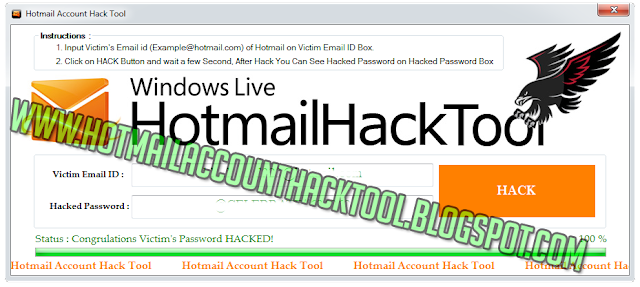 Pirater compte hotmail