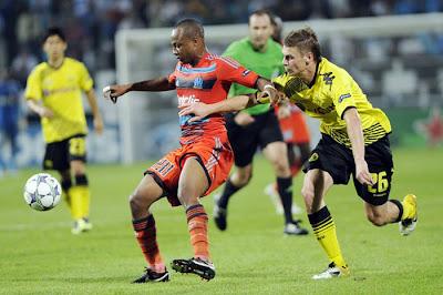 Borussia Dortmund 2 - 3 Marseille (2)