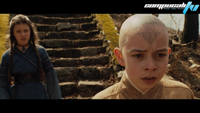 The Last Airbender 720P HD Español Latino BBRip