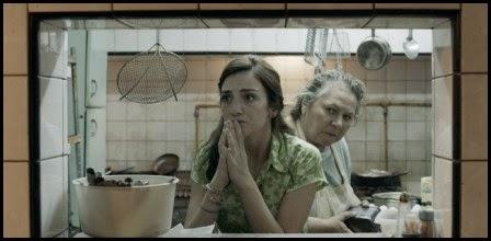 Julieta Zylberberg y Rita Cortese en Relatos salvajes (2014)