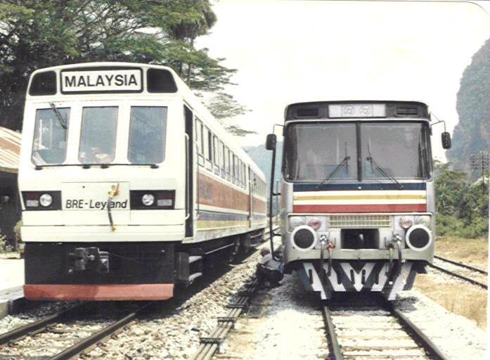 Ktm Railbus