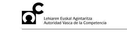 AUTORIDAD VASCA DE COMPETENCIA