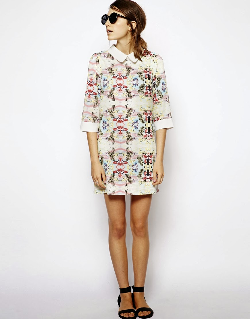 sister jane print dress