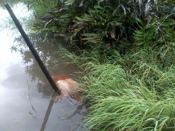 Buddhist monk commits suicide by jumping into Nilwala River in Matara