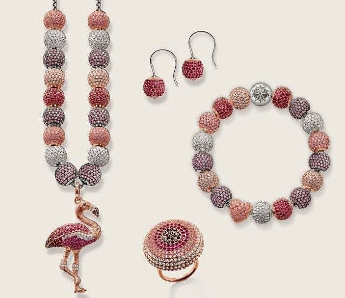 Jewellery Buzz, Marsala Karma Beads, Thomas Sabo, Flamingo, Karma Beads, Paradise Beads, Kauai bead, kaori beads