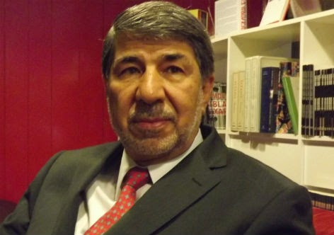 Embaixador da Palestina no Brasil, Ibrahim Al-Zeben