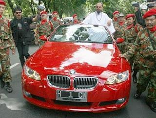 Kumpulan Plat Mobil Keren,Lucu di Indonesia
