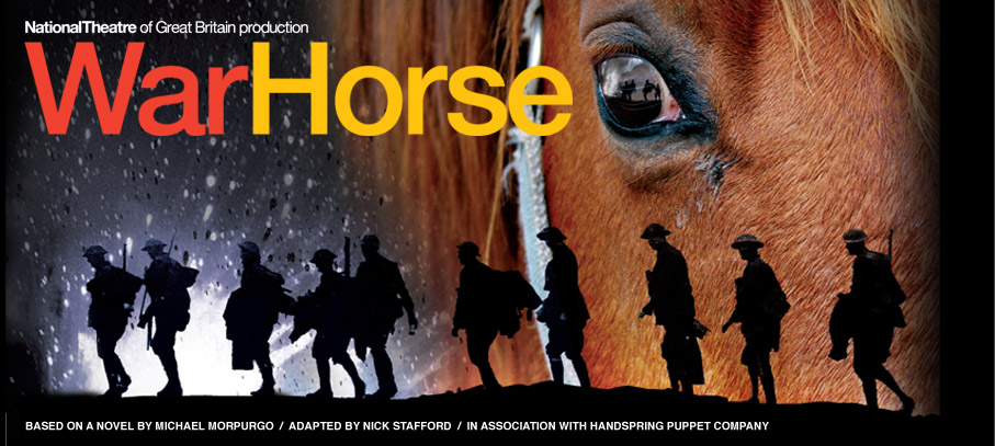 Sarah Laurence: War Horse Review: book, play and movie soon