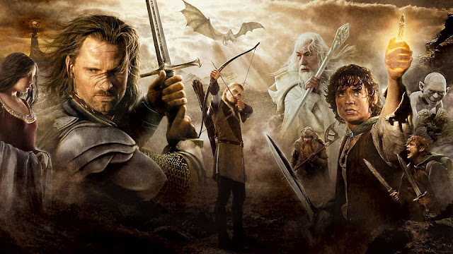 'Lord of the Rings' voted best movie soundtrack