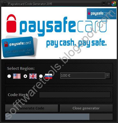 paysafe code online