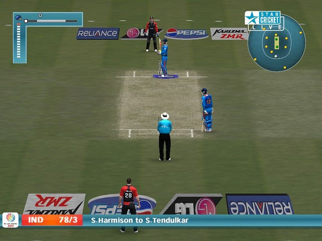play online cricket games free 2011