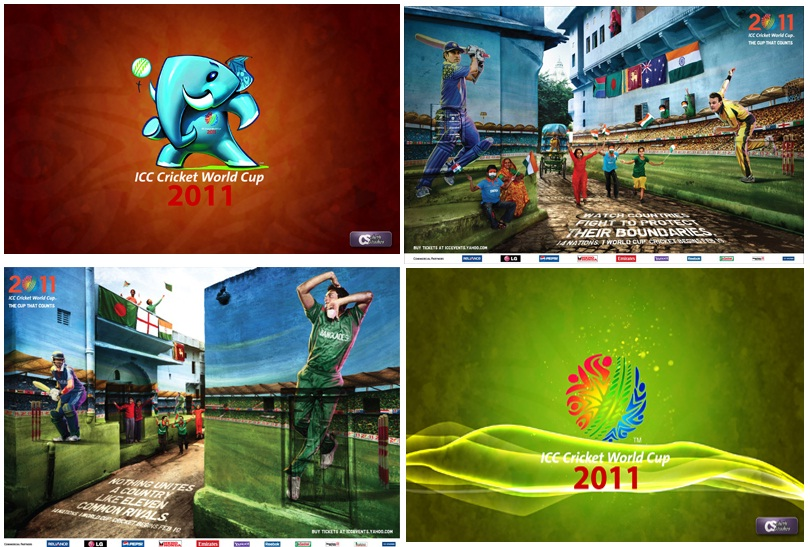 ICC Cricket World Cup 2011 Wallpapers (High Defination) Wide Screen