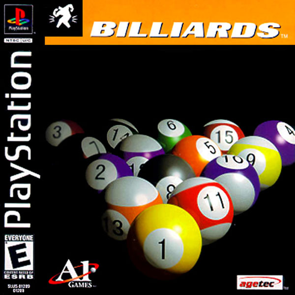 Torrent Super Compactado Billiards PS1