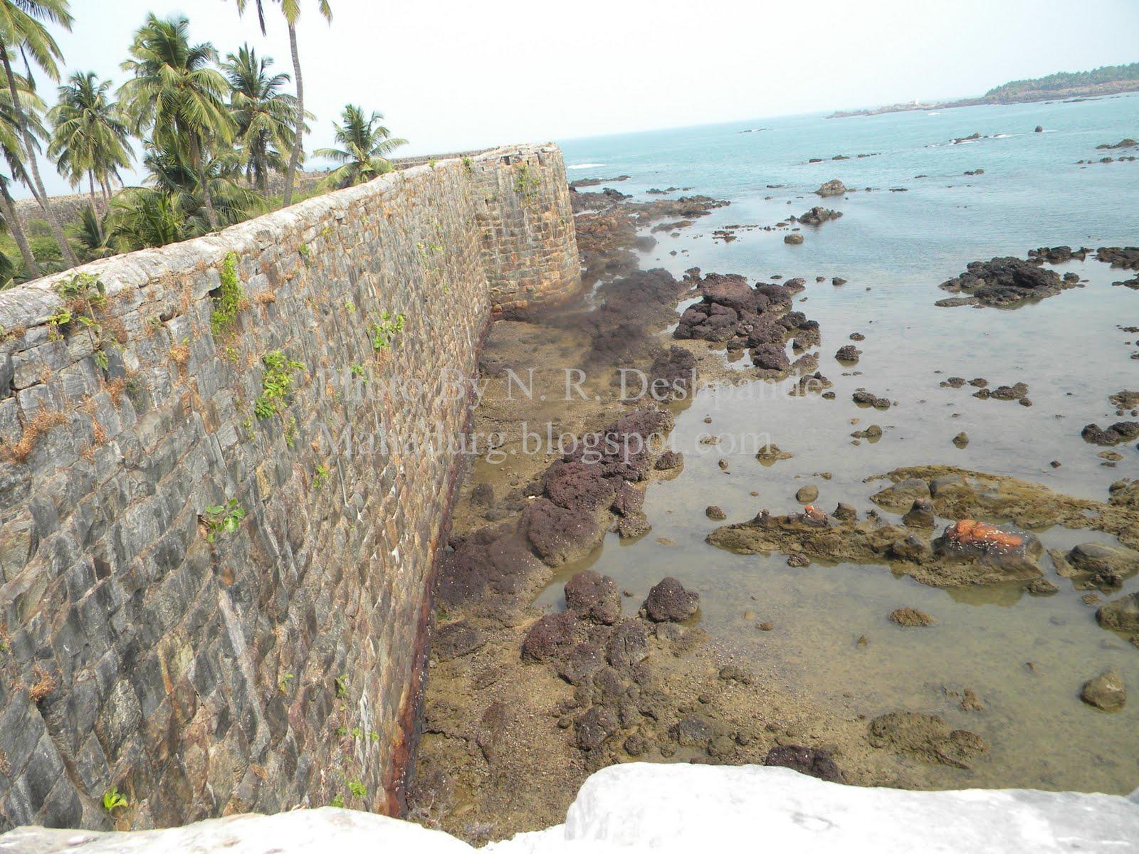 forts in maharashtra sindhudurg