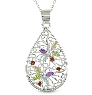 Pendant Silver Jewelry Gifts for Her