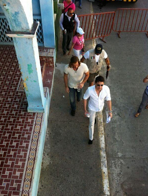 "Primeras imágenes de la telenovela ""La Tempestad"""