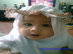 Our Little Daughter Nur Syifa Humaira