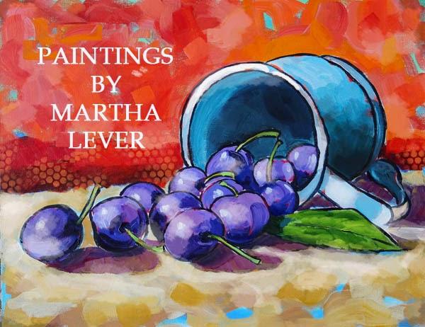 Martha's Paintings