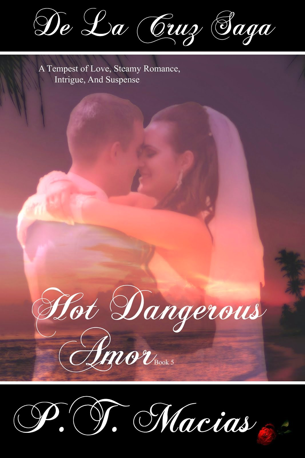Hot Dangerous Amor, De La Cruz Saga Book  5