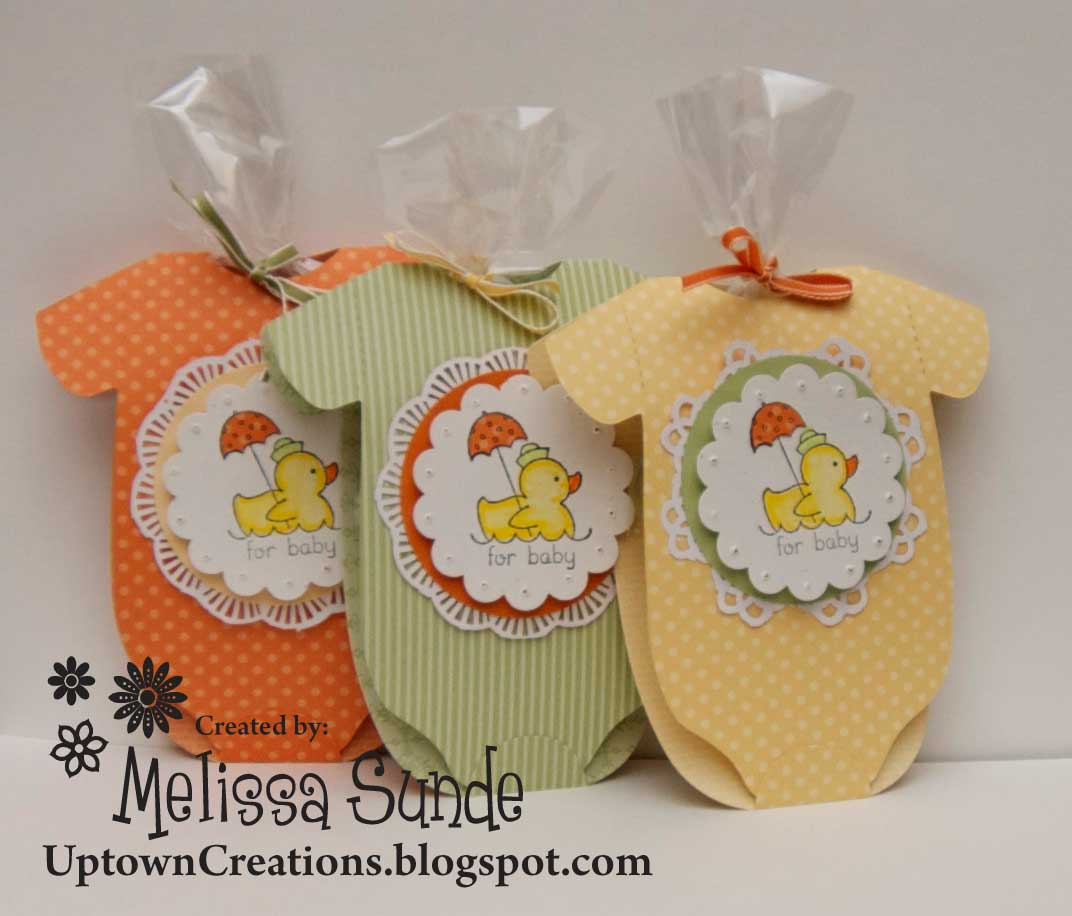Baby Shower Favors To Make