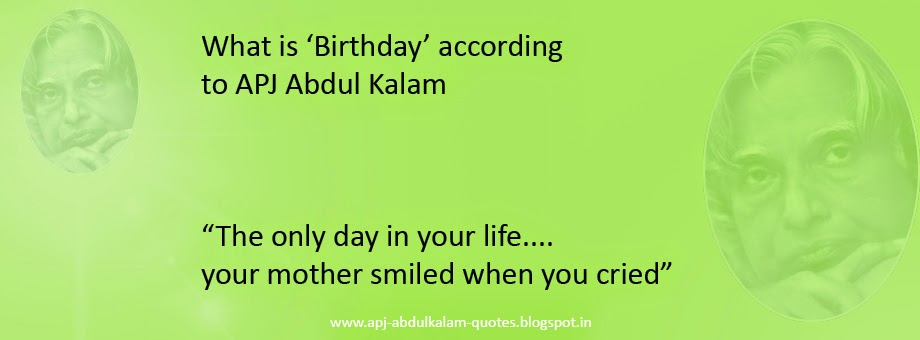 Abdul Kalam Quotes About Mothers Love
