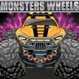 Monsters' Wheels | Juegos15.com