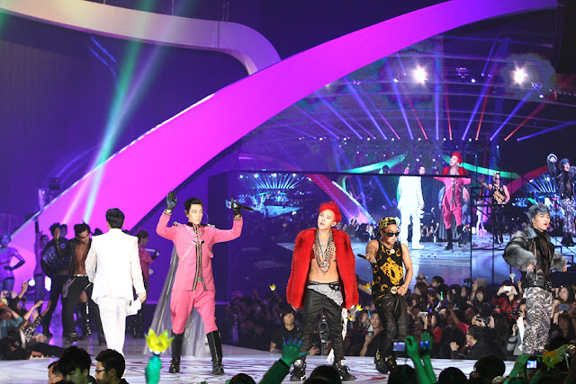 Big Bang 2012 MAMA Monster In Me pic