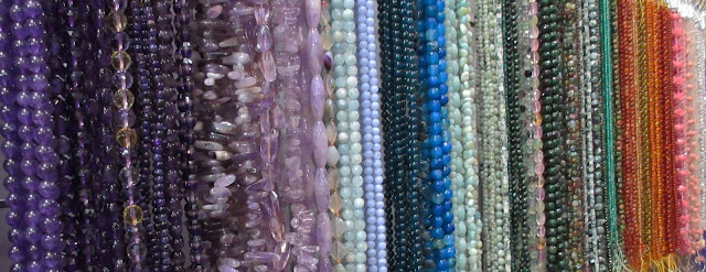 Beads - Knitting and Stitching Show