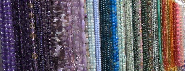 Beads - Knitting and Stitching Show