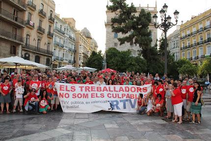 Un any d'ERO a RTVV, 16 juliol 2013