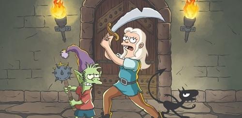 Nova série do criador de Os Simpsons estreia em agosto na Netflix