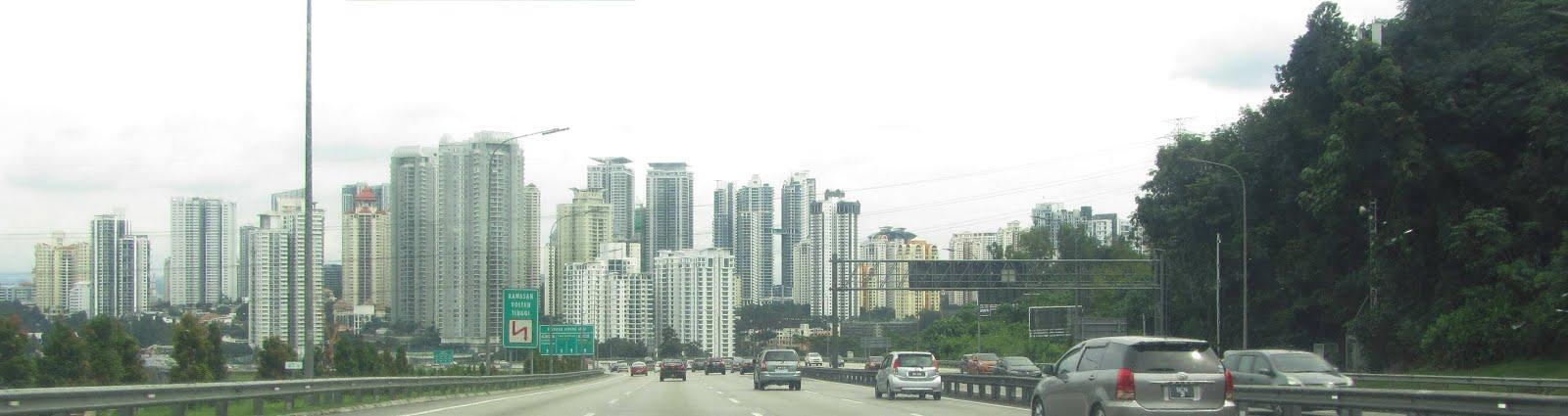 Diari From Rawang To Kuala Lumpur