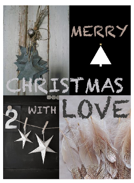 I WISH YOU A MERRY CHRISTMAS!!! With LOVE