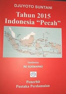 Ramalan Indonesia Pecah Tahun 2015
