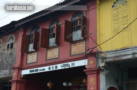 Heritage House Muzium Gopeng