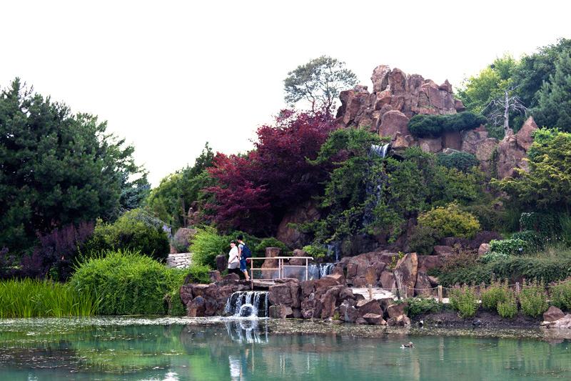 Sending postcards montreal botanical garden - Jardin botanique de montreal heures d ouverture ...