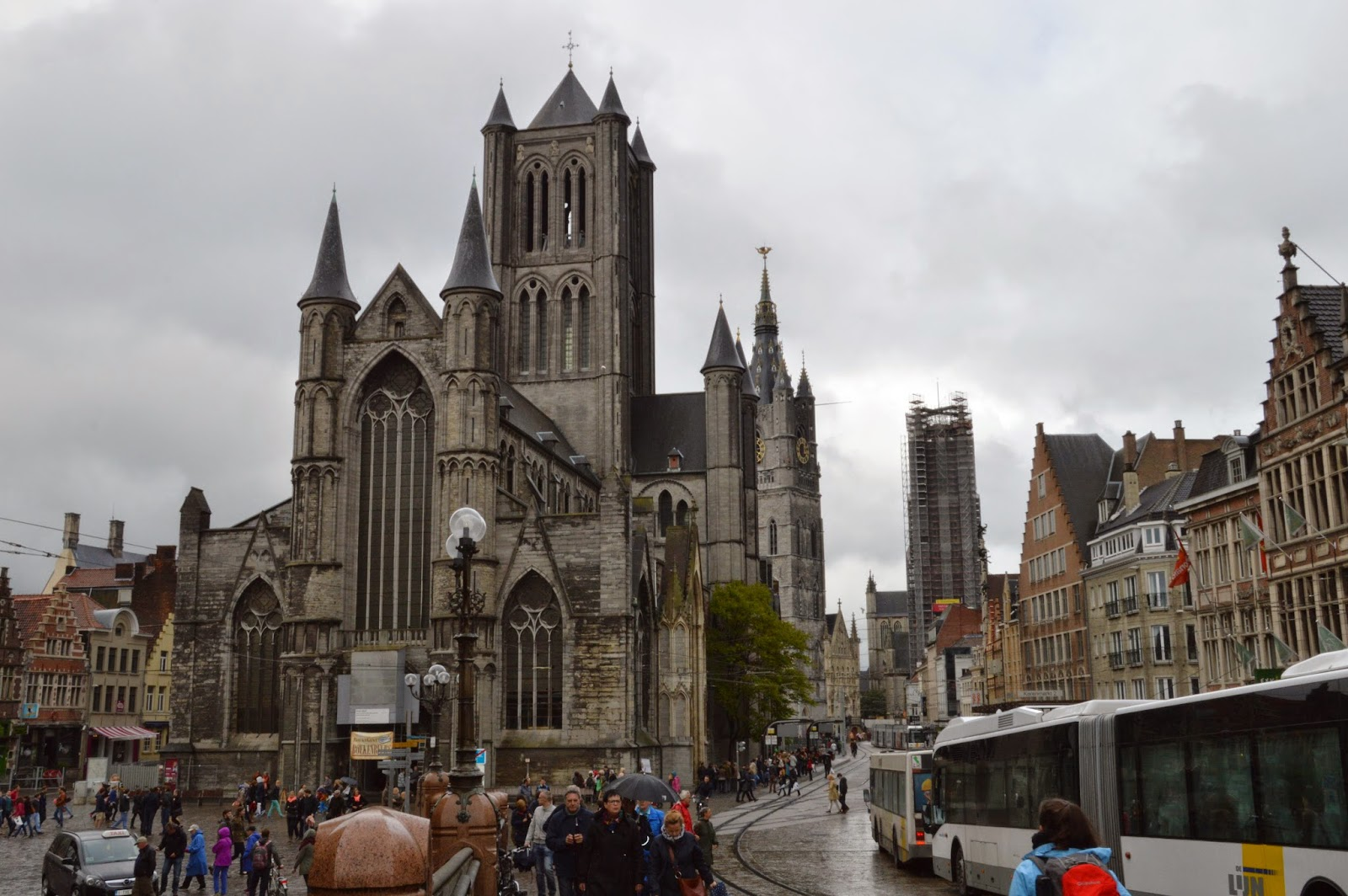 Dal ponte di Sint Michiels
