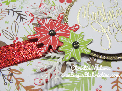 Creating With Christine Cut Above Christmas Cards