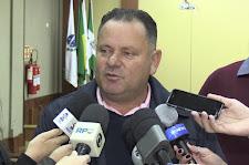 Marino Garcia toma posse na Câmara de Vereadores de Foz do Iguaçu