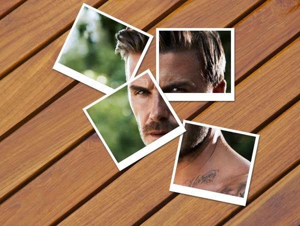 tutorial photoshop, efek frame puzzle, efek foto, efek robekan kertas, david bechkam, belajar photoshop pemula