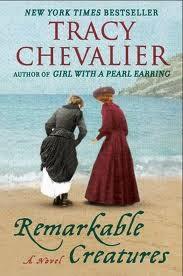 http://www.tchevalier.com/remarkablecreatures/story/