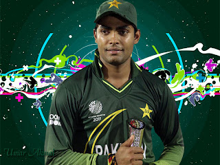 Umar Akmal Latest Wallpaper