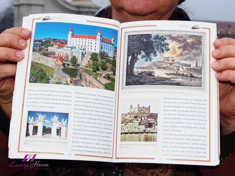 eu holidays eastern europe sighseeing slovakia bratislava castle